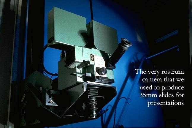 Rostrum camera